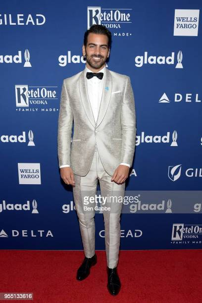 Nyle DiMarco celebrates achievements in the LGBTQ community at the 29th Annual GLAAD Media Awards New York in partnership with LGBTQ ally Ketel One...