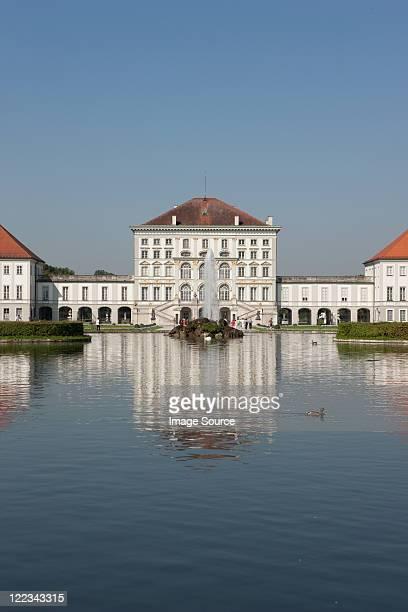 nymphenburg palace, munich, germany - ニュルンベルク ストックフォトと画像