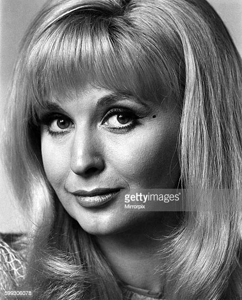 Nyree DawnPorter star of BBC 2's Forsthye Saga March 1967 P009643