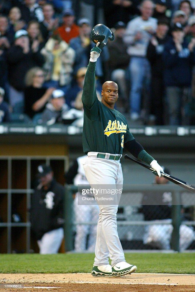 Oakland Athletics vs Chicago White Sox - May 22, 2006