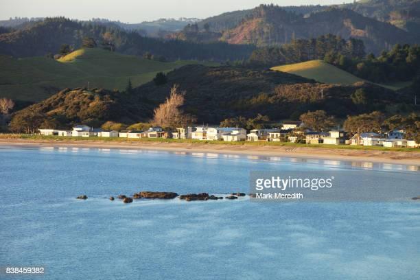 Oakura beach, Northland, New Zealand