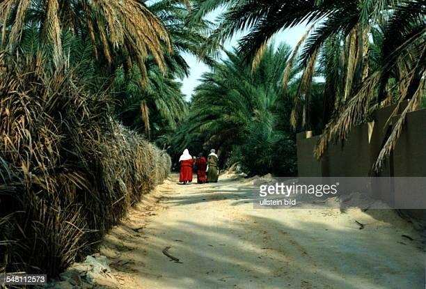 Oase Douz 'Tor zur Sahara' 1995