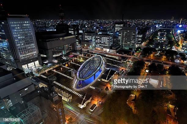 Oasis 21 at Sakae,Nagoya