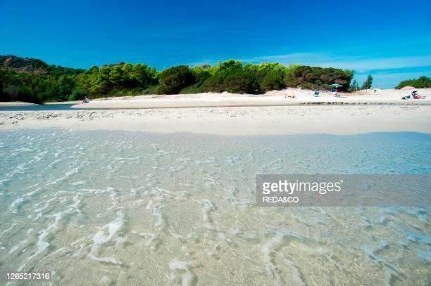 Oasis Biderrosa. Orosei. Sardinia. Italy. Europe.