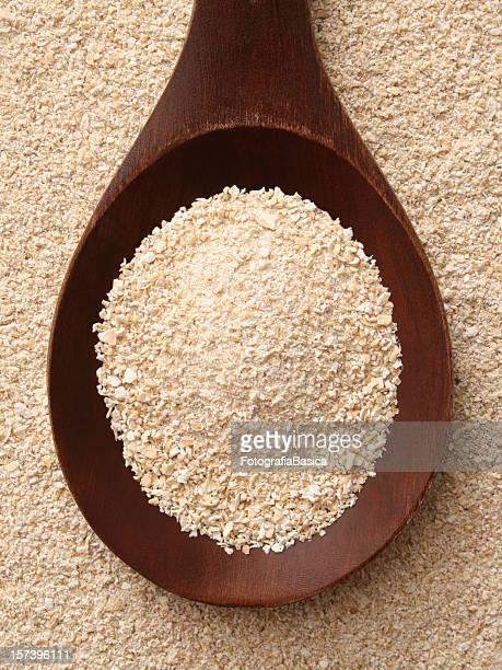 オーツ麦のふすま