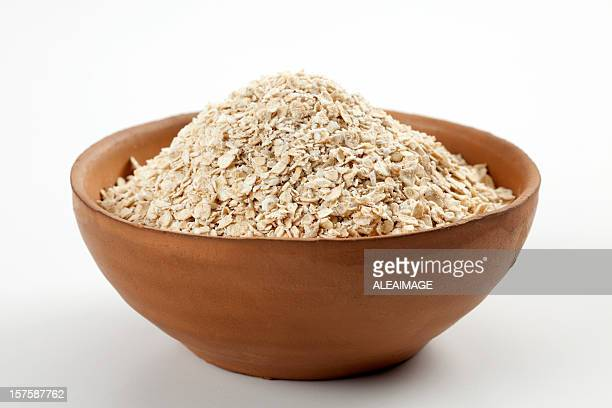 oat - oatmeal stock photos and pictures