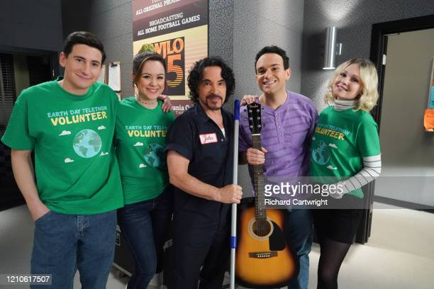"""Oates & Oates"""" - While throwing a telethon at their college to raise money for Earth Day, Barry attempts to woo Ren when he overpromises he can get..."""