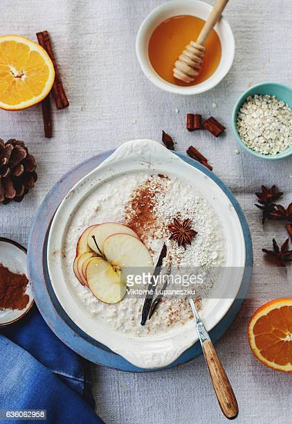 Oatmeal : The perfect breaklfast to sustain energy