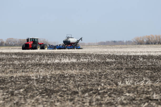 CAN: Oat Seeding As Canada Sees Crop Inventories Hitting 8-Year Low By End Of Season