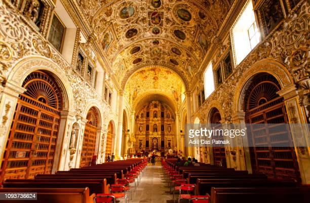 Oaxaca Cathedral