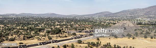 Oaxaca site, Mexico