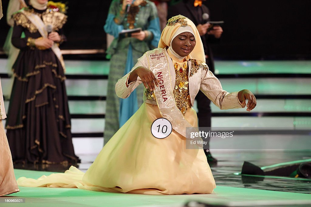 Contestants Take Part In Muslimah World Contest : News Photo