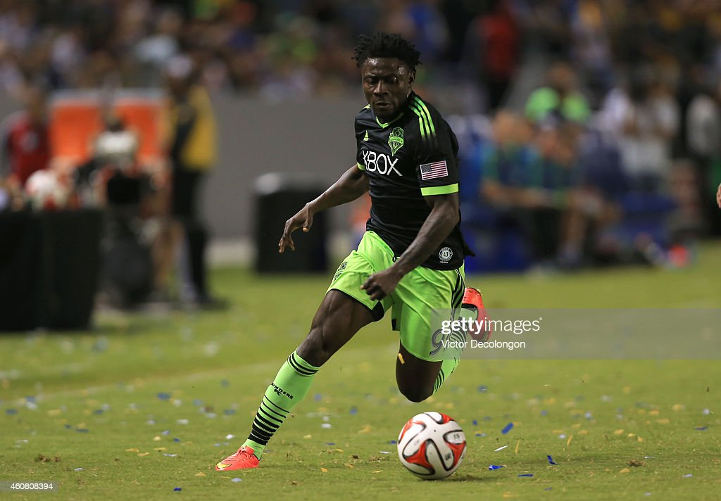 Seattle Sounders v Los Angeles Galaxy : News Photo