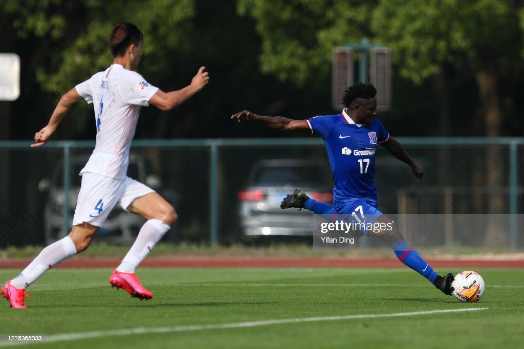 Obafemi Martins officially leaves Sounders for Shanghai
