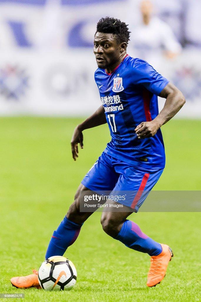 Seattle Sounders Obafemi Martins to join Shanghai Shenhua