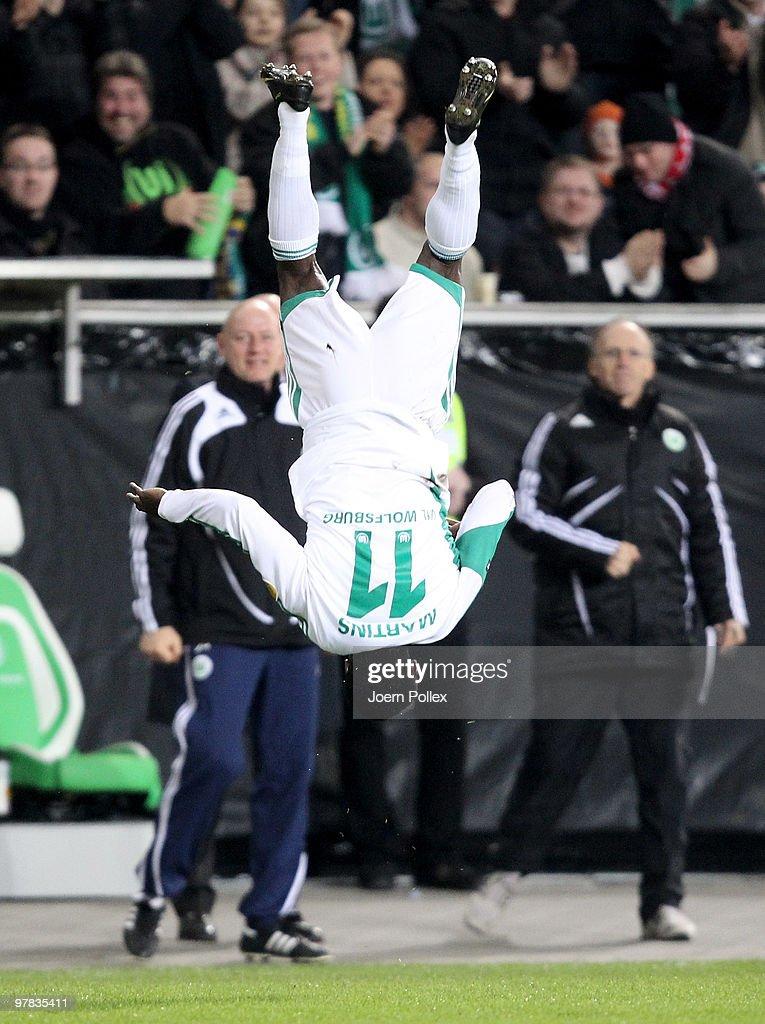 VfL Wolfsburg v Rubin Kazan - UEFA Europa League