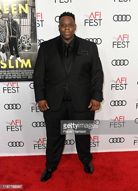 """Obahor attends the """"Queen & Slim"""" Premiere at AFI FEST 2019 presented by Audi at the TCL Chinese Theatre on November 14, 2019 in Hollywood,..."""