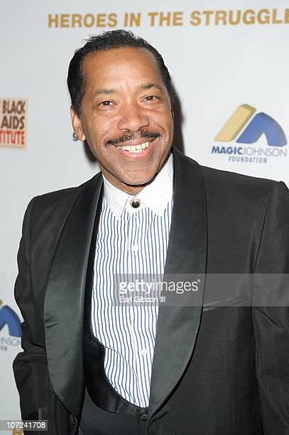 Obba Babatunde attends the 10th Annual Heroes In The Struggle Gala Concert on December 1 2010 in Hollywood California