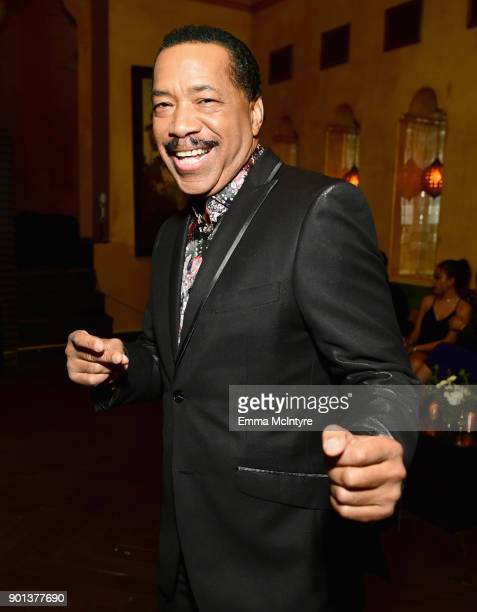 Obba Babatunde attends the SixthAnnual Star Studded Unbridled Eve Gala at Bardot on January 4 2018 in Hollywood California
