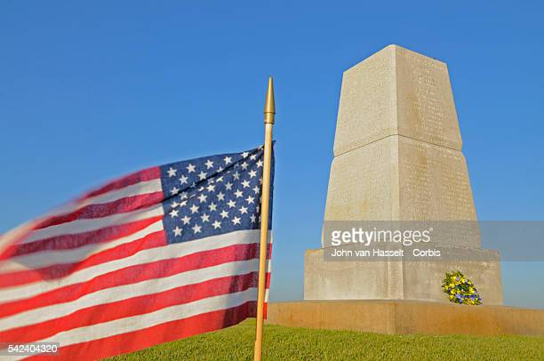Obelisk commemorates the US army dead at Little Bighorn Battlefield National Monument On June 2526 1873 the Battle of Little Bighorn also known as...