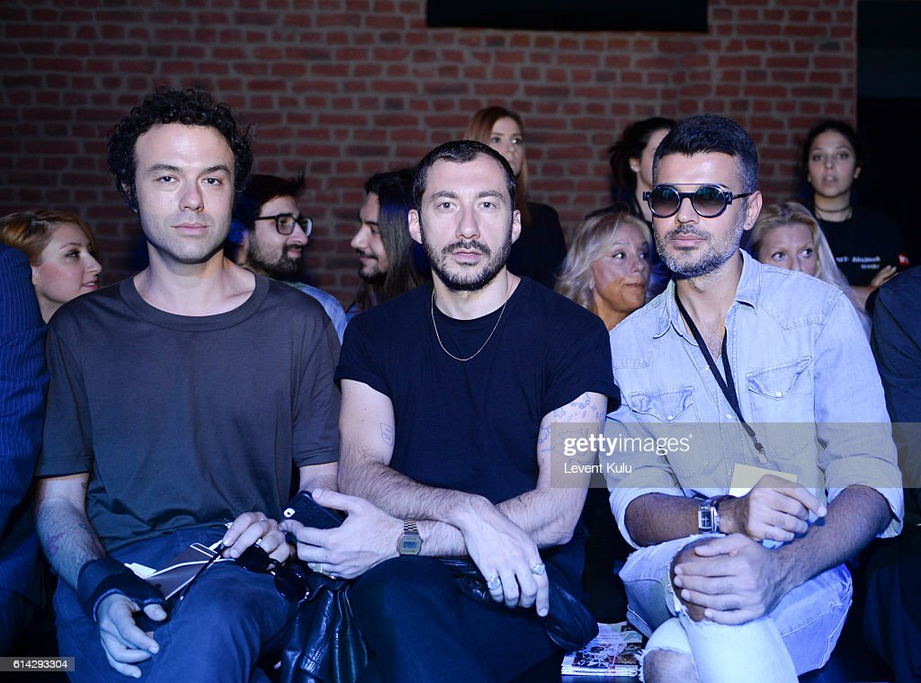 VIP Guests - Day 3 - Mercedes-Benz Fashion Week Istanbul - October 2016