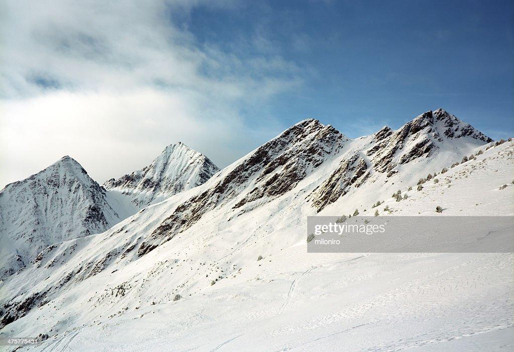 Oberhorn, Unterhorn, Nolla : Stock-Foto