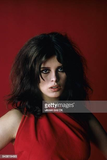 Obermaier Uschi * model actress Germany portrait 1969