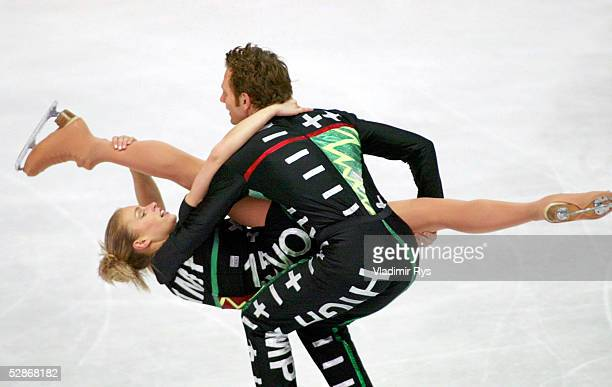 DM 2003 Oberstdorf KUER/EISTANZ SIEGER Kati WINKLER Rene LOHSE
