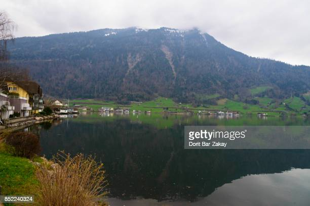 Oberwil b. Zug, Zugersee, Switzerland