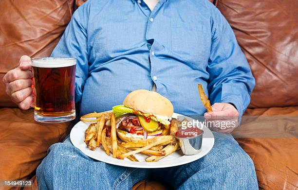 obesity is a major cause of diabetes - heavy stock pictures, royalty-free photos & images