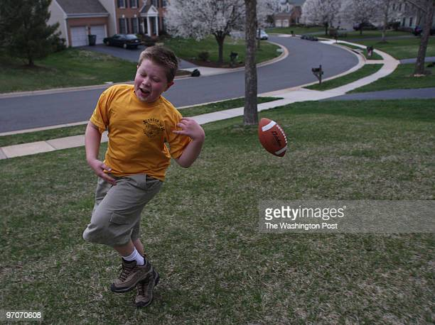 ObesitySuburbanDevlin DATE: March 30 2008 CREDIT: Carol Guzy/ The Washington Post Centreville VA CHILDHOOD OBESITY issues and solutions. Devlin...