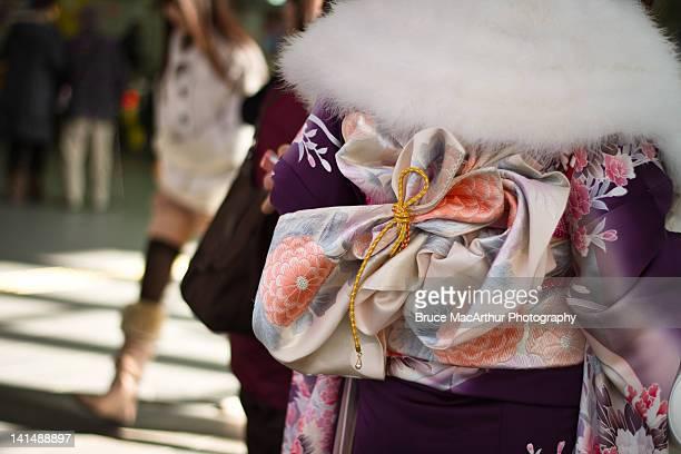 Obi Japanese dress