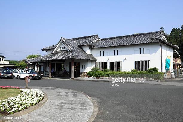 Obi Station, Nichinan, Miyazaki, Japan