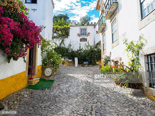 Obidos Side Alley