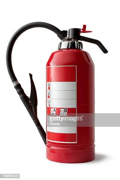 オブジェクト:消火器 - 消火器 ストックフォトと画像