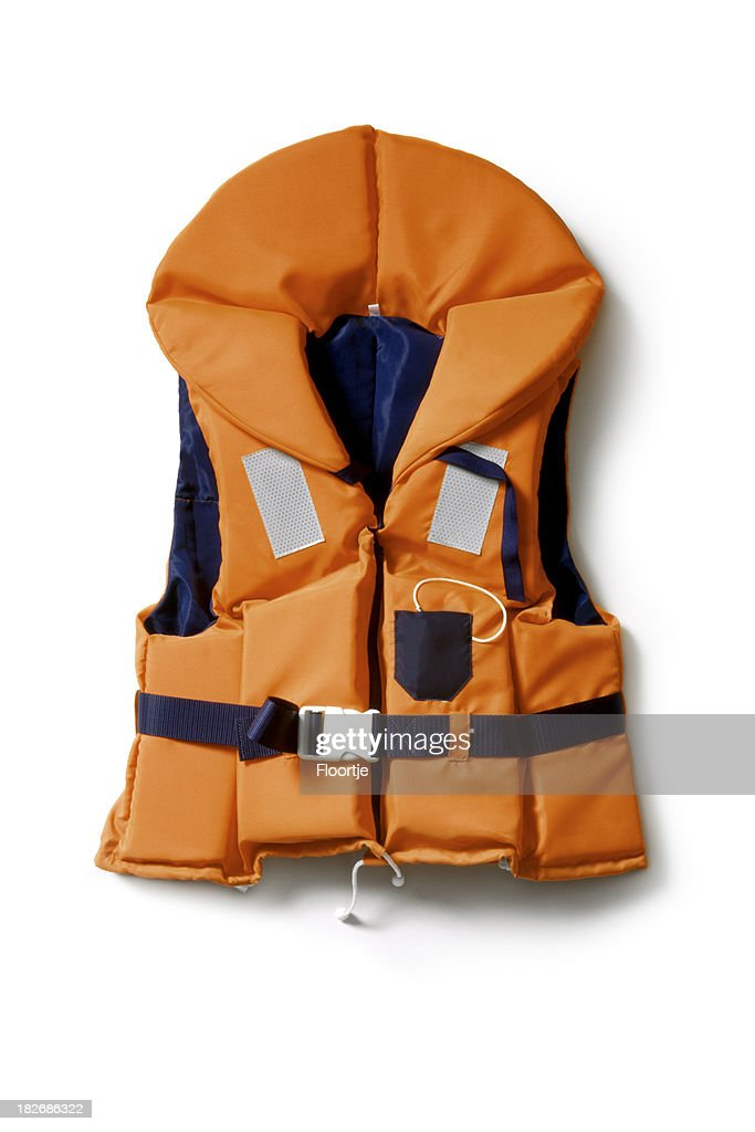 Objects: Life Vest : Stock Photo