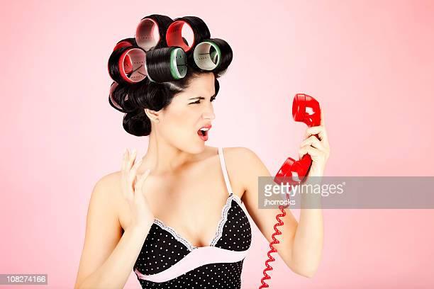 Obscène téléphone, appelez le