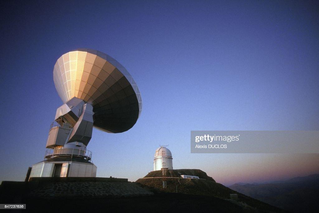 Observatoire De La Silla : News Photo