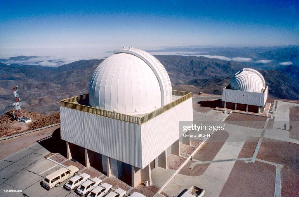 Observatoire interaméricain du Cerro Tololo au Chili : News Photo
