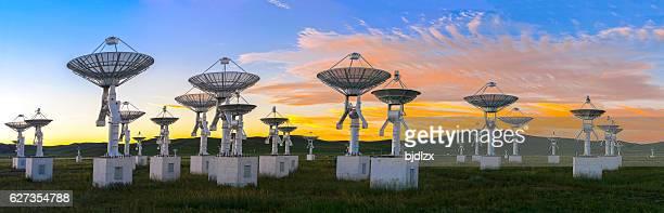 Observatory antenna
