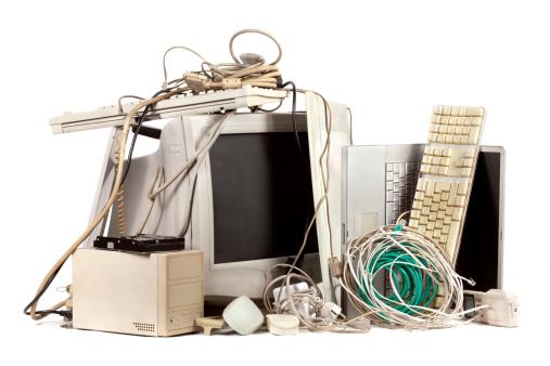 Obsolete electronics 171242093