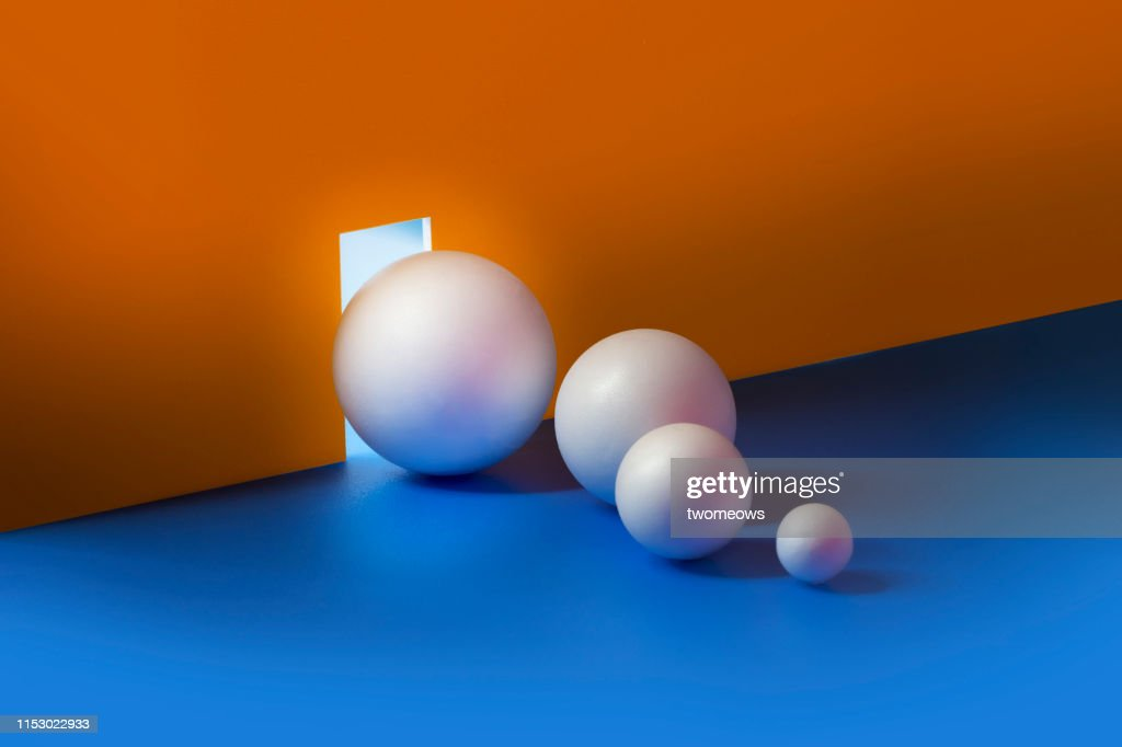 Obstacle concept still life image. : Stock Photo