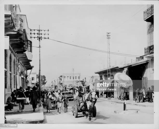 Occupied Israel the Gaza strip Israel 19501975