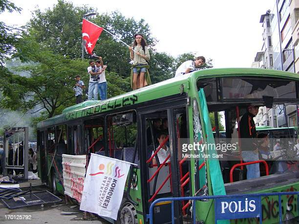 CONTENT] Occupy Gezi protests June 2013