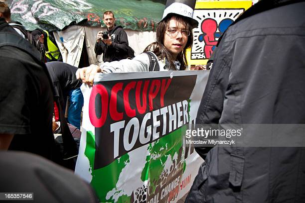 Occupy movement is an international protest movement, against social and economic inequality, its primary goal being to make the economic and...
