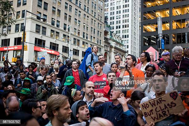 Occupy Wall Street protests in New York, Liberty Square or Zuccotti park grow after labor unions' endorsements, many unions pledging their support....