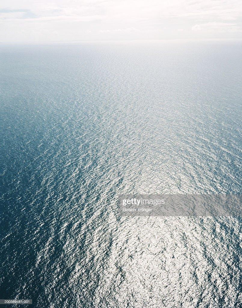 Ocean, aerial view : Foto de stock