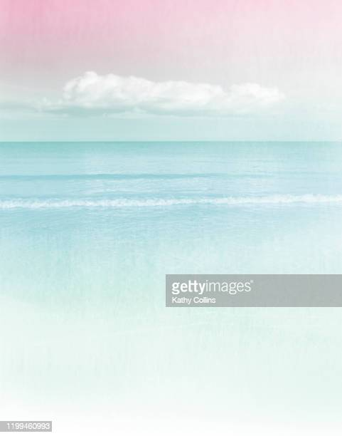 ocean and wave - seascape stock pictures, royalty-free photos & images