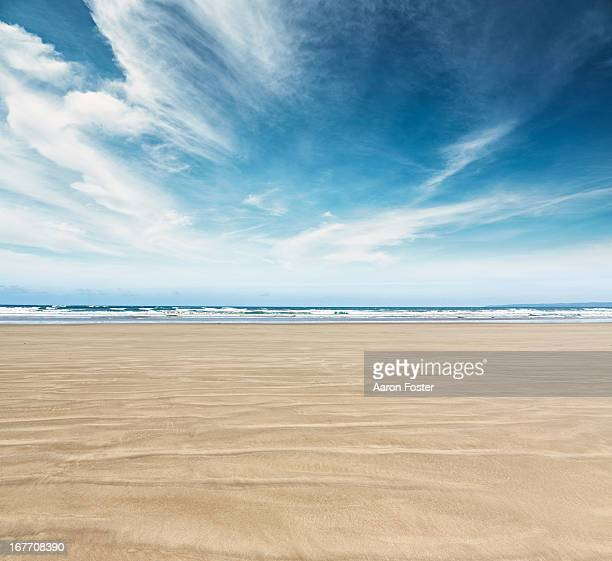 ocean beach - sand stock pictures, royalty-free photos & images