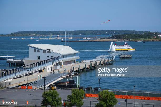 Ocean Gateway in Portland Maine Department of Transportation plans to use the $21 million from a federal settlement with Volkswagen to reduce and...